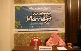 Wonderful marriage bersama muslimah wahdah.