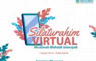 Isu New generation di Silaturahim Virtual Muslimah Wahdah Islamiyah